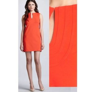 Diane Von Furstenberg | Blood Orange Shift Dress